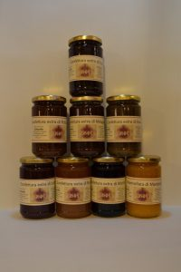 Jams, Honey and Compotes